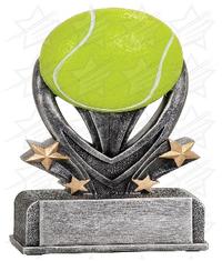 7 inch Tennis Varsity Sport Resin