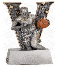 5 inch Female Basketball V Series Resin