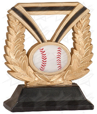 6 inch Baseball Dura Resin