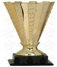16 inch Gold Completed Crown Cup Resin