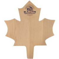 Wood Cutting Board - Maple Leaf