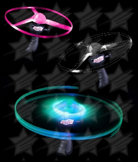 BLANK LED Flashing UFO Flyer