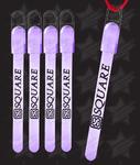 BLANK 6 Inch Standard Glow Sticks - Purple