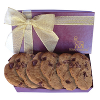 The Executive Cookie Gift Box - Large Chocolate Chip Cookies