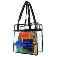 CLEAR NFL STADIUM TOTE BAG