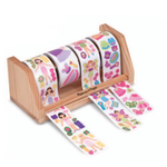 Princess and Fairy Sticker Rolls