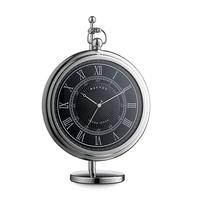 Grand Sedan Clock - Black