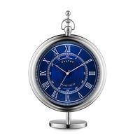 Grand Sedan Clock - Blue