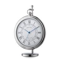 Grand Sedan Clock - White