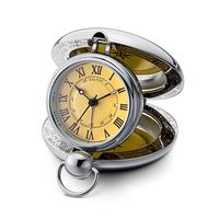 Voyager Clock - Yellow