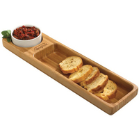 Bamboo Snack Set