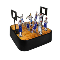 Color basketball Magnetic Sculpture