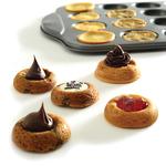 N/S Filled Cookie Pan, 20 Count