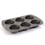 N/S 6 Cup, Jumbo Muffin Pan