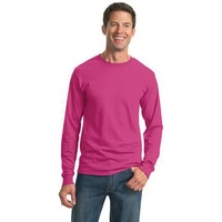 JERZEES - Dri-Power Active 50/50 Cotton/Poly Long Sleeve ...