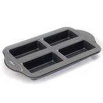 N/S Mini Loaf Pan, 4C
