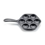 STUFFED PANCAKE MUNK PAN (AEBLESKIVER)