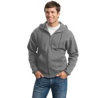 JERZEES Super Sweats NuBlend - Full-Zip Hooded Sweatshirt.