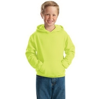 JERZEES - Youth NuBlend Pullover Hooded Sweatshirt.