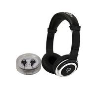 2 In 1 Deep Bass Stereo Headphones & Earphones Headphones by