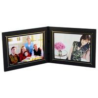 """5"""" x 7"""" Superior Double Photo Certificate Frames Landscape"""