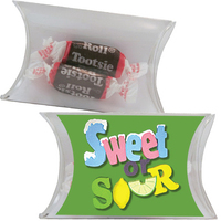 Small Pillow Pack With Candy, Gum, or Chocolate