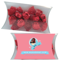 Medium Pillow Pack with Hard Foil Candy