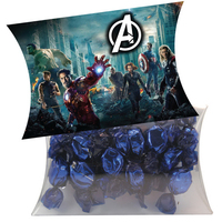 Large Pillow Pack with Hard Foil Candy