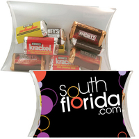 Pillow Pack with Hershey Miniatures Chocolate Candy Bars