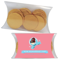 Medium Pillow Pack with Chocolate Coins