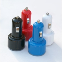 Round 2 Port Car Charger