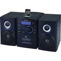 Top loading MP3/ CD player with AM/FM radio