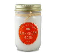 12 oz. Mason Jar Candle with Lid