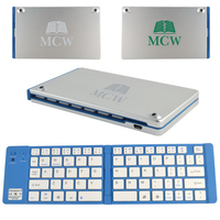 Color Flip Keyboard - Universal Wireless Keyboard