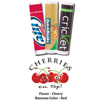 Cherries on Top Lip Balm - All Natural USA Made