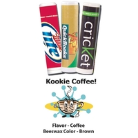 Kookie Coffee Lip Balm - All Natural, USA Made