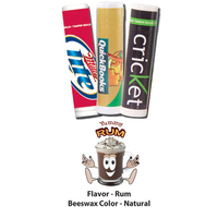 Yummy Rum Lip Balm - All Natural, USA Made