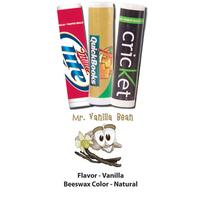 Mr. Vanilla Bean Lip Balm - All Natural, USA Made