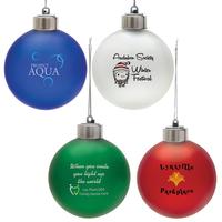 Light-Up Shatter Resistant Ornament