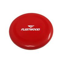 "10"" Flying Hard Plastic Disc Red"