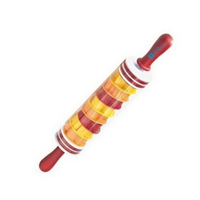 Rolling Pin and Cookie Cutter Set