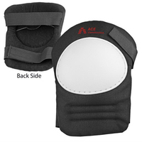 Heavy Duty Knee Pads with Hard Caps