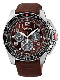 SSC279 Seiko Prospex Aviation Solar Chronograph Watch