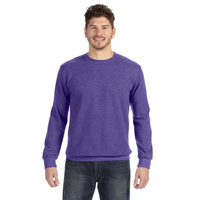 Anvil (R) Ringspun French Terry Crewneck Sweatshirt