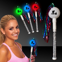 "10"" Light-Up LED Glow Cha-Cha Maraca"