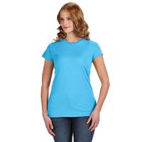 J. America Ladies' Glitter T-Shirt