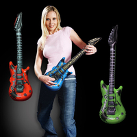 """22"""" Inflatable Guitar"""