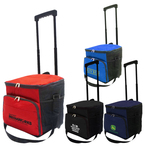 36 Can Collapsible Rolling Cooler Bag