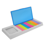 Magnifier Ruler with Sticky Notes