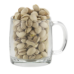 13 oz Nordic Glass Mug With Pistachios